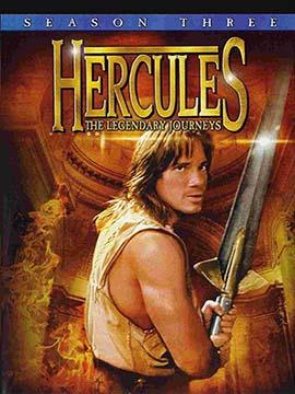 Hercules: The Legendary Journeys - The Complete Season Three