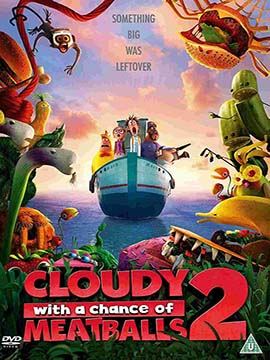 Cloudy with a Chance of Meatballs 2 - مدبلج