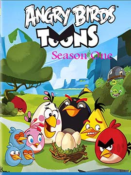 Angry Birds Toons - The Complete season One