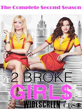 2 Broke Girls - The Complete Season Two