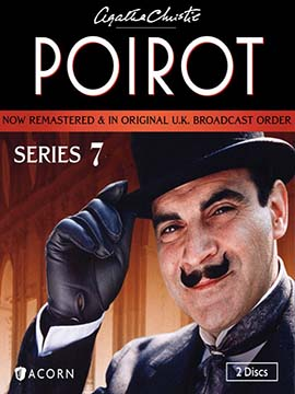 Agatha Christie's Poirot - The complete Season Seven