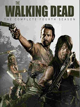 The Walking Dead - The Complete Season Four