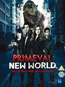 Primeval: New World - The Complete Season One