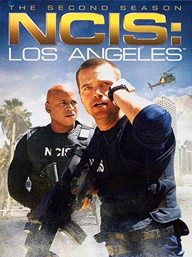 NCIS: Los Angeles - The Complete Season Two