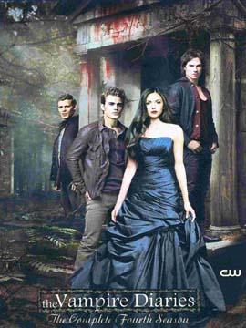 The Vampire Diaries - The Complete Season 4