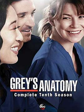 Grey's Anatomy - The Complete Season 10