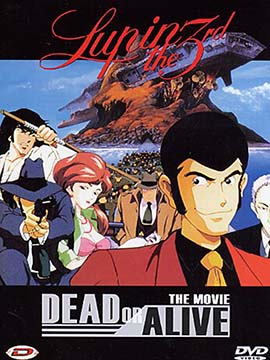 Lupin III - Dead or Alive