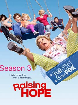 Raising Hope - The Complete Season Three