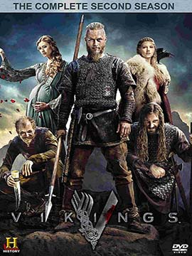 Vikings - The Complete Season Two
