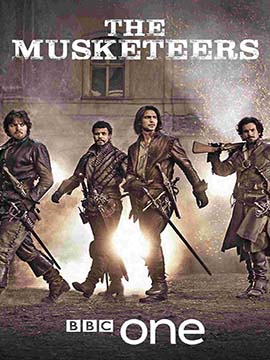 The Musketeers - The complete Season One