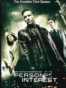 Person of Interest - The Complete Season Three