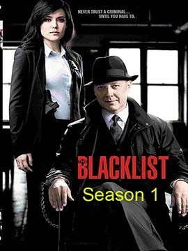 The Blacklist - The Complete Season One