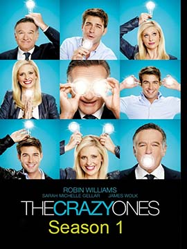 The Crazy Ones - The Complete Season One