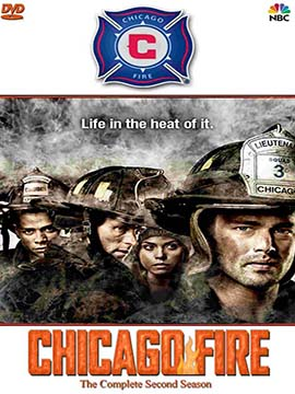 Chicago Fire - The Complete Season Two