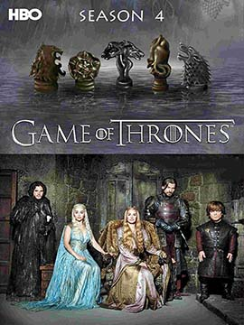 Game of Thrones - The Complete Season Four