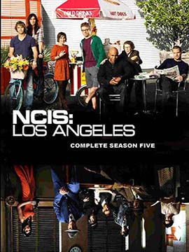 NCIS: Los Angeles - The Complete Season Five