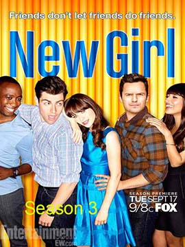 New Girl - The Complete Season Three