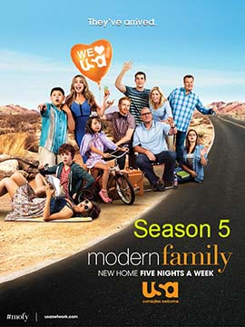 Modern Family - The Complete Season Five