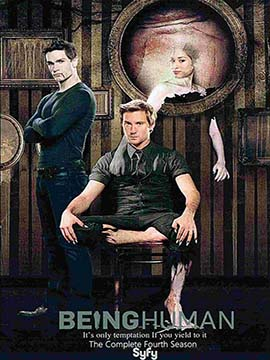 Being Human - The Complete Season Four