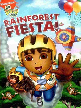 Go Diego Go!: Rainforest Fiesta - مدبلج