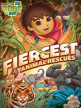 Go Diego Go!  Fiercest Animal Rescues - مدبلج