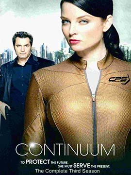 Continuum  - The Complete Season Three