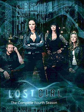 Lost Girl - The Complete Season Four