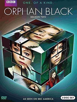 Orphan Black - The Complete Season Two