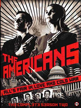 The Americans - The Complete Season Two