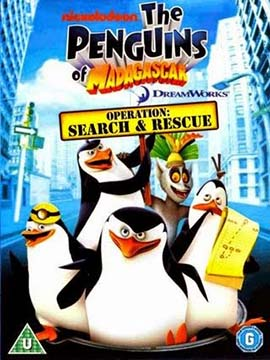 The penguins Of Madagascar Operation Search And Rescue