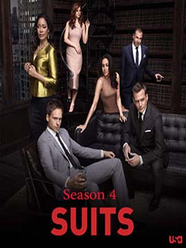 Suits - The Complete Season Four