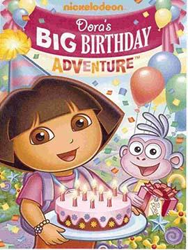 Dora The Explorer : Dora's Big Birthday Adventure - مدبلج