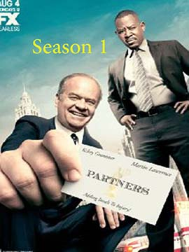 Partners - The Complete Season One