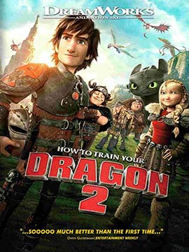 How to Train Your Dragon 2 - مدبلج