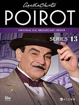 Agatha Christie's Poirot - The complete Season Thirteen