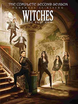 Witches of East End - The Complete Season Two