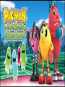 Pac-Man and the Ghostly Adventures - مدبلج