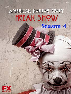 American Horror Story - The Complete Season Four