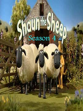 Shaun the Sheep - The Complete Season Four
