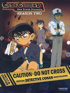 Detective Conan - The Complete Season 2