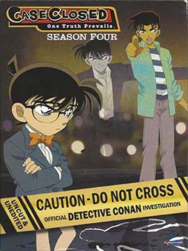 Detective Conan - The Complete Season 4