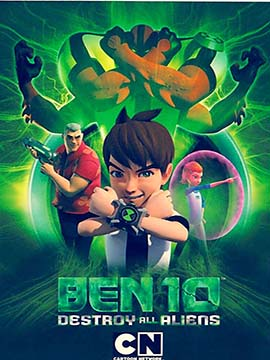 Ben 10: Destroy All Aliens - مدبلج