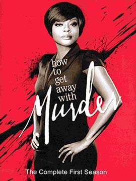 How to Get Away with Murder - The Complete Season One