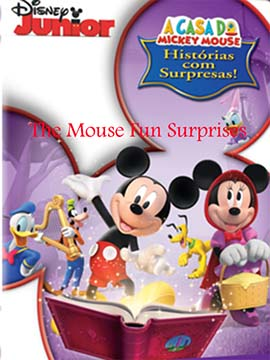 Mickey Mouse Clubhouse : The Mouse Fun Surprises - مدبلج