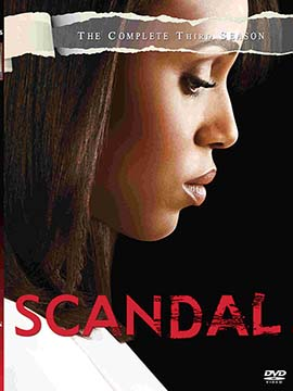 Scandal - The Complete Season Three