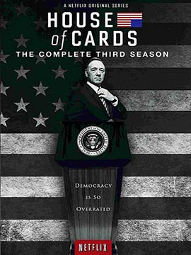 House of Cards - The Complete Season Three