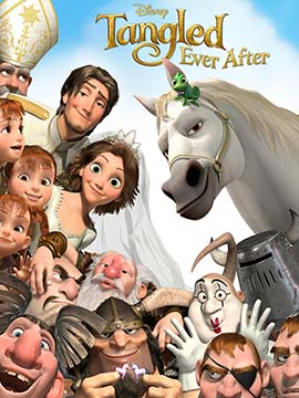 Tangled Ever After - فيلم قصير