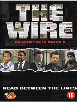 The Wire - The Complete Season Five
