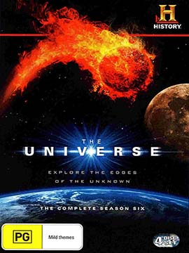 The Universe - The Complete Season Six