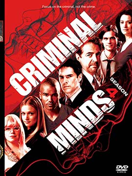 Criminal Minds - The Complete Season Four